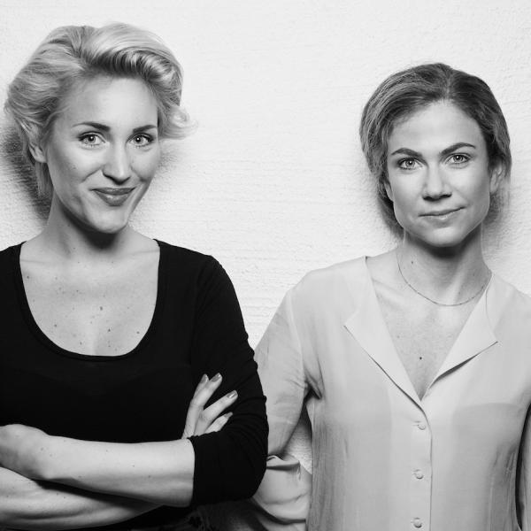 Anja och Johanna på den sociala designbyrån Tankeapoteket